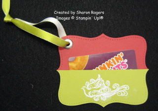 Gift Card Ornament