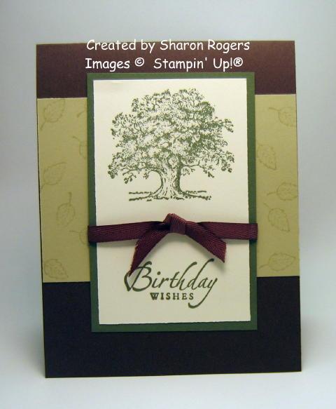 Manly Oak