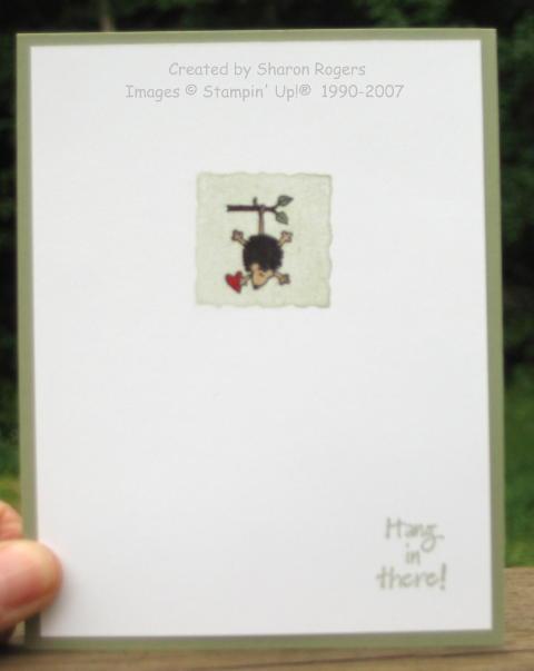 Hedgiecard
